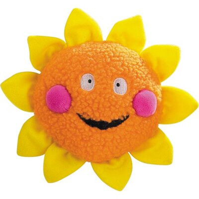 "Zanies 8"" Smiling Dog Toy"