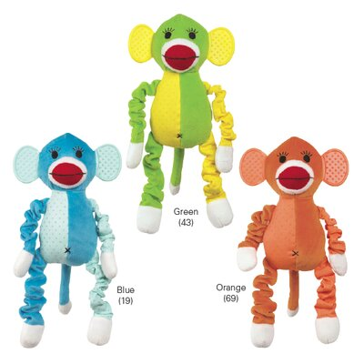 Zanies Funky Monkey Dog Toy