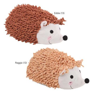 Zanies Hedgehog Eddie Dog Toy