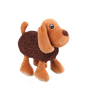 Zanies Cutie Crew Pup Dog Toy