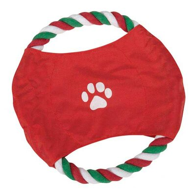 Zanies Santa's Super Stocking Dog Toy (10 Pack)