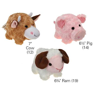 Zanies Farmyard Friend Dog Toy