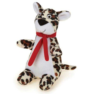 Zanies Safari Snuggler Dog Toy