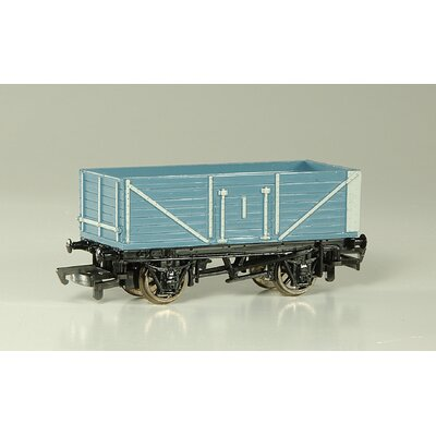 Bachmann Trains HO Scale Open Wagon in Blue
