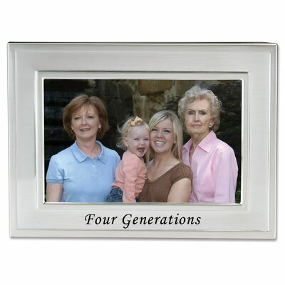 Lawrence Frames Four Generations Picture Frame