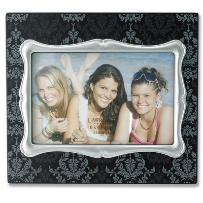 Damask Pattern Picture Frame