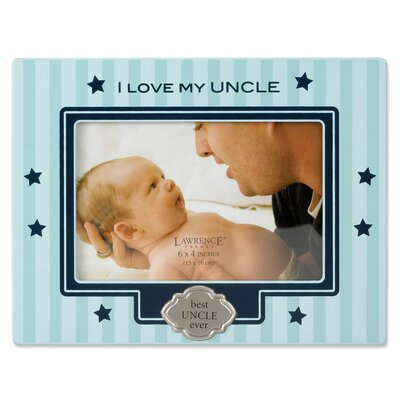 I Love My Uncle Picture Frame