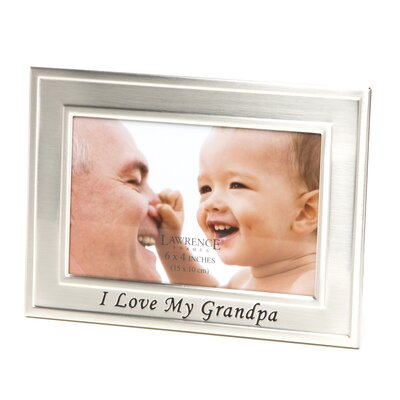I Love My Grandpa Picture Frame