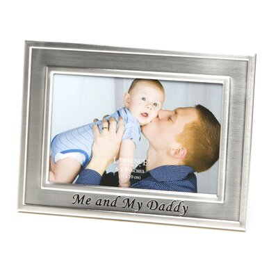Lawrence Frames Me and My Daddy Picture Frame