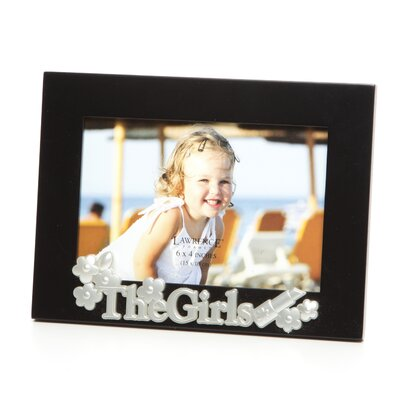 Lawrence Frames Silver Sentiments The Girls Picture Frame