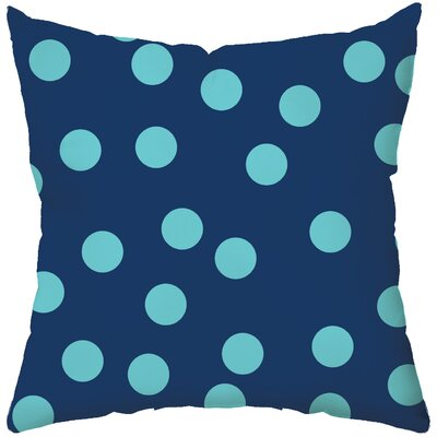 Checkerboard, Ltd To The Moon Poly Cotton Throw Pillow