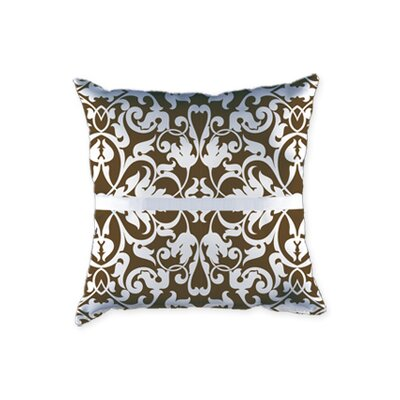 Checkerboard, Ltd Personalized Harmony Satin Ring Pillow