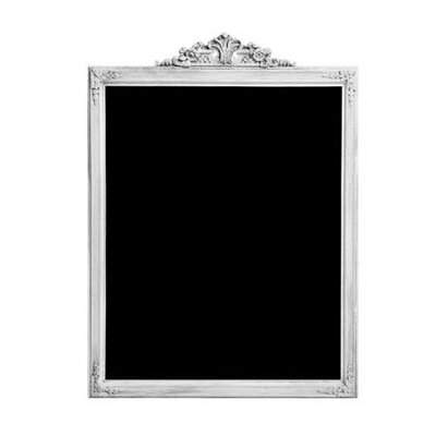 Framed Chalkboard Mural Vinyl Peel and Sticker