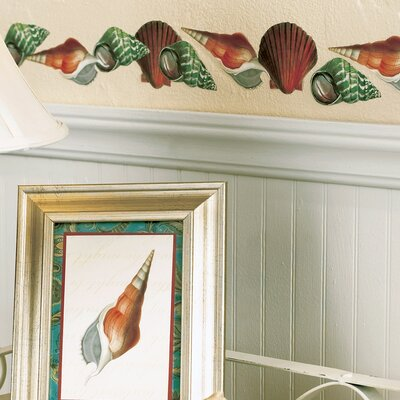 Wallies Anna Griffin Seashells Wallpaper Cutouts