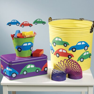 Wallies Buggy Cars Wallpaper Cutouts