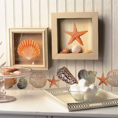 Seashore Peel and Stick Vinyl Wall Decals