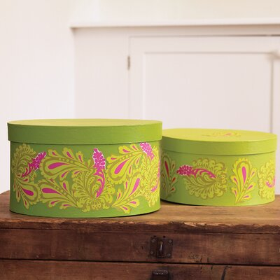Fresh Paisley Peel and Stick Vinyl Wall Decals