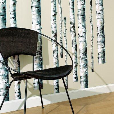 Wallies Birch Trees Wallpaper Mural