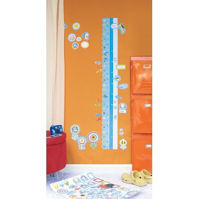 Wallies Dry Erase Growth Chart