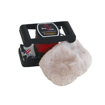 Core Products Jeanie Rub Sheepskin Pad Cover