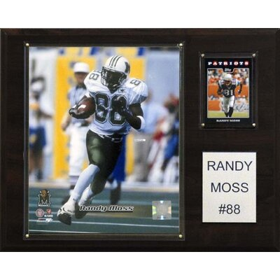 C & I Collectibles NCAA Football Player Plaque