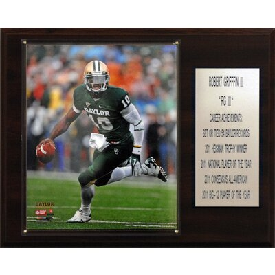 C & I Collectibles NCAA Football Baylor Bears Career Stat Plaque