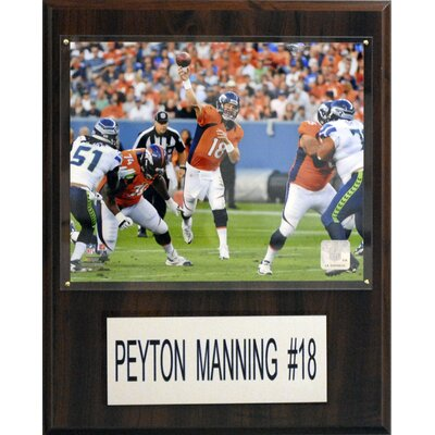 C & I Collectibles NFL Player Plaque