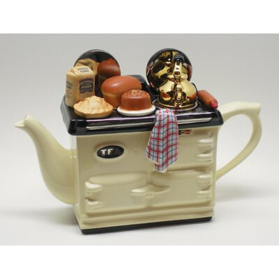 Aga Baking Day Teapot in Cream