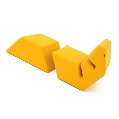 Nolen Niu, Inc. Evo Arm Chair and Ottoman