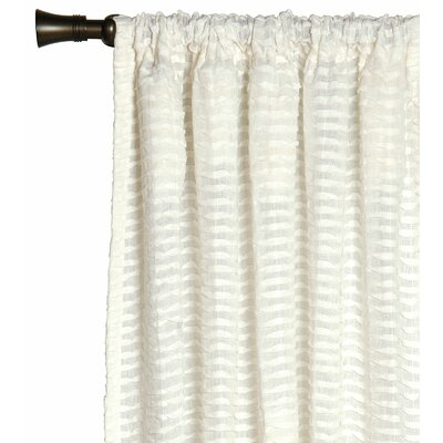 Niche Sandler Yearling Cotton Grommet Curtain Single Panel