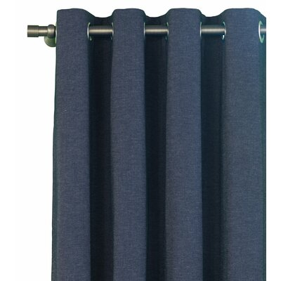 Niche Heston Grommet Curtain Single Panel