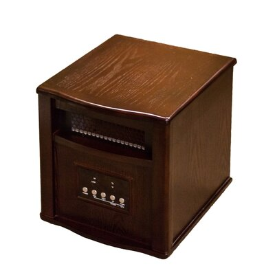 1,500 Watt Infrared Cabinet Indoor Space Heater