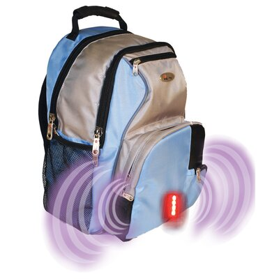 iSafe Built-in Alarm School Backpack