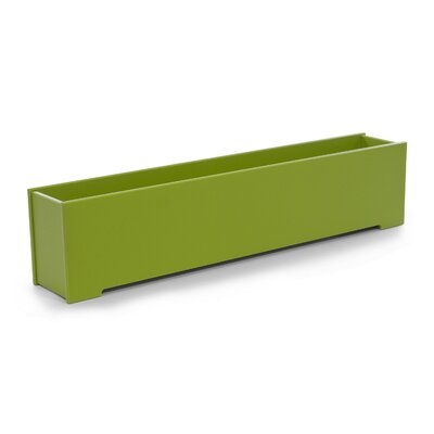 Loll Designs 8 Gallon Rectangular Planter
