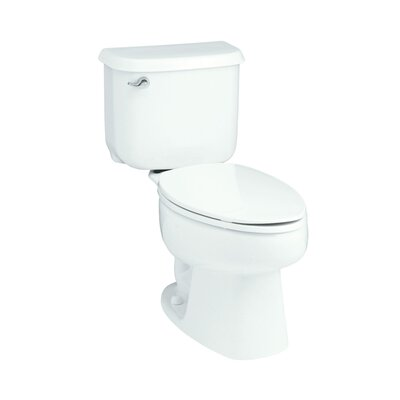 Sterling by Kohler Windham 1.28 GPF Elongated 2 Piece Toilet