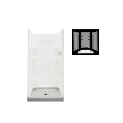 Sterling by Kohler Ensemble Shower Receptor