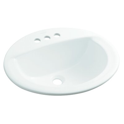 Elliot Centerset Self-Rimming Bathroom Sink - 442044-0