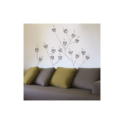 ADZif Spot Bouquet Wall Decal