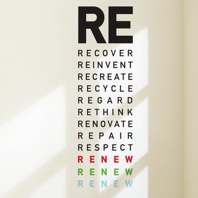 ADZif BlaBla Renew Wall Decal