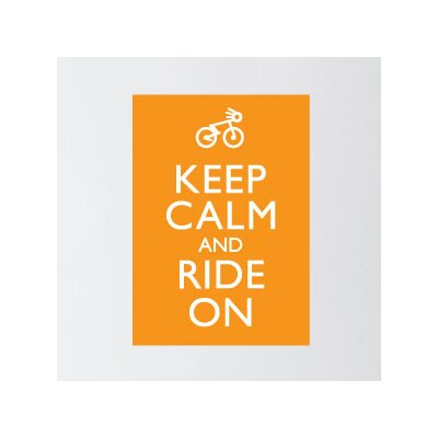 ADZif Blabla Ride on Wall Stickers