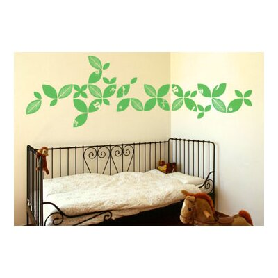 ADZif Baby Baby Leaves Wall Decal