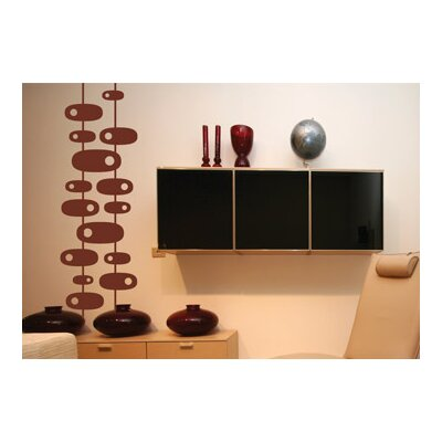 ADZif Spot Modern 60s Wall Decal