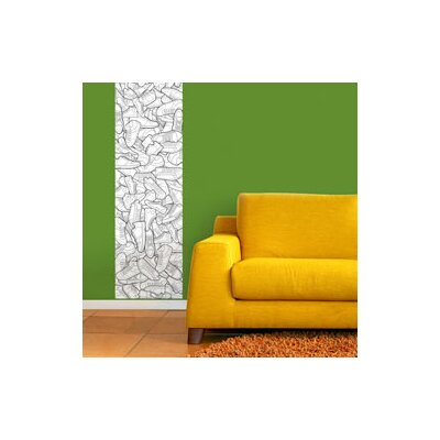 ADZif Unik SNKRS Wall Decal