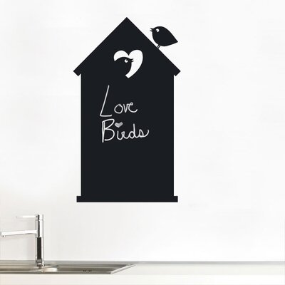 ADZif Memo Love Shack Wall Decal