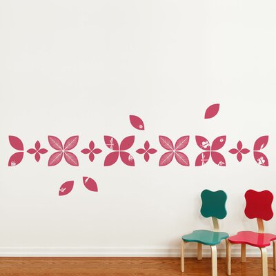 ADZif Piccolo Baby Leaves Wall Decal