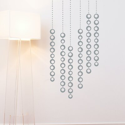 ADZif Spot Moon Pearls Wall Decal