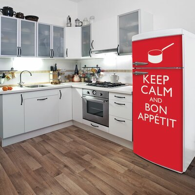 ADZif Domo Bon Appetit Wall Decal