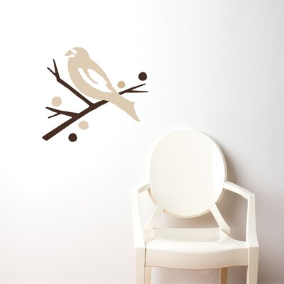 ADZif Piccolo Grosbeak Wall Sticker