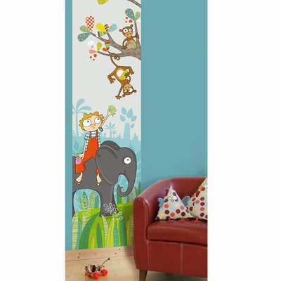 ADZif Unik Happy tree Wall Decal