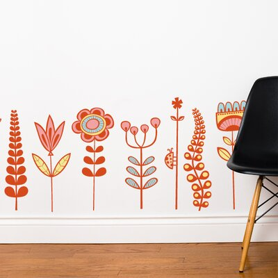 ADZif Spot Garden Wall Sticker